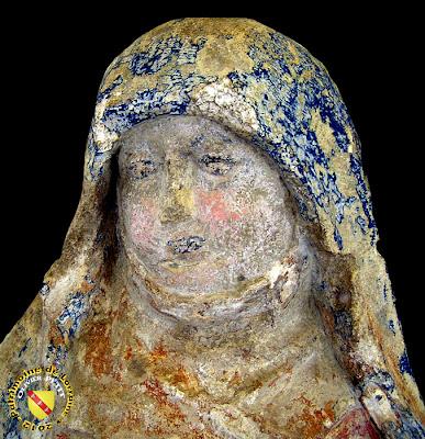 TOUL (54) - Musée d'Art et d'Histoire : Pietà de la Chapelle Notre-Dame du Refuge