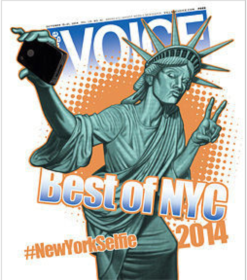 Village Voice Best of NYC 2014