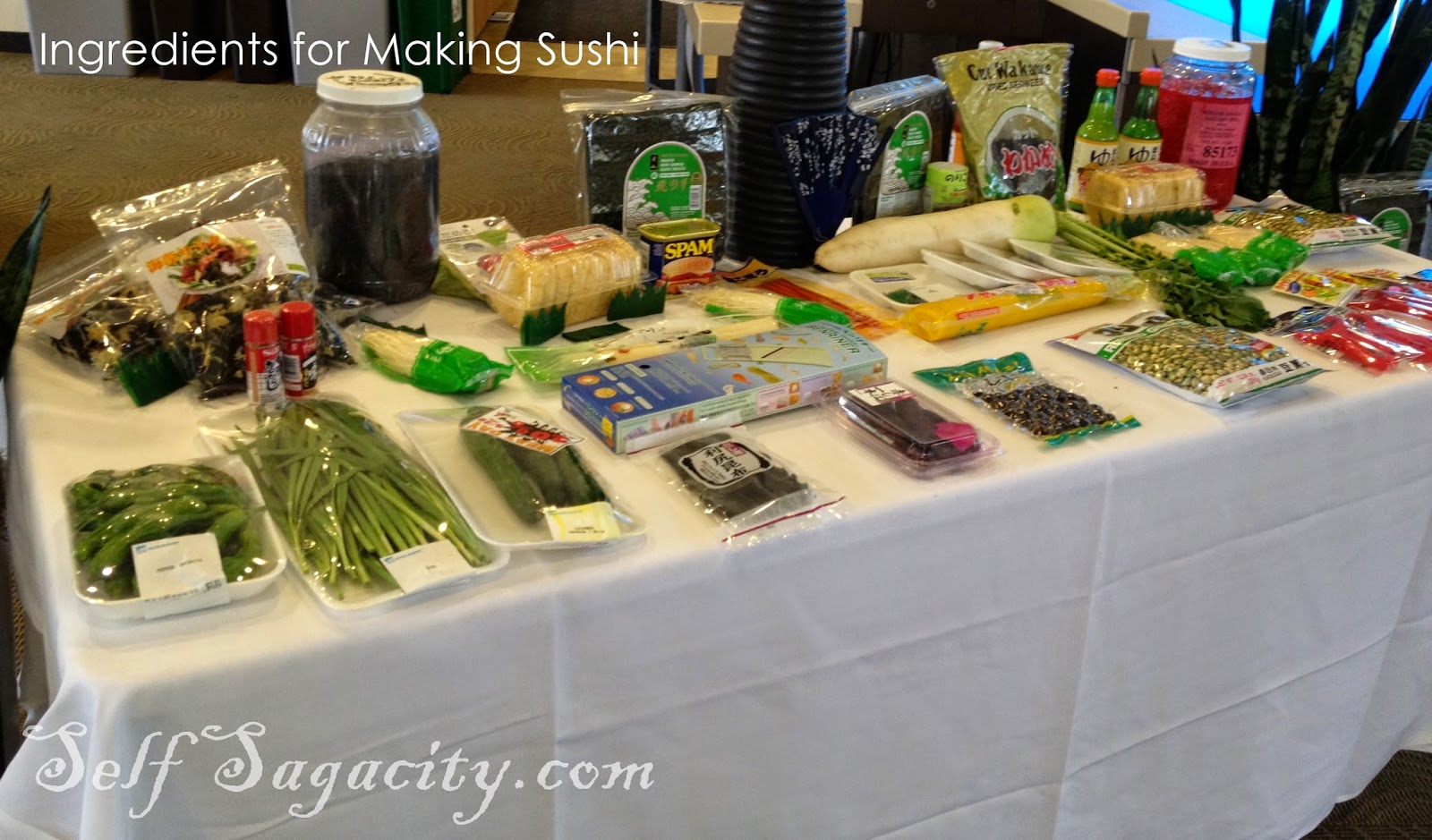 table-with-sushi-making-tools-ingredients
