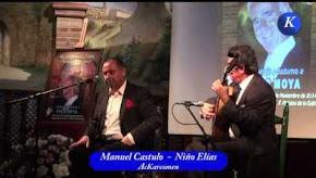 """Flamenco: Manuel Castulo y Niño Elías por Solea XIV Semana Cultural """"M Pepita Caballero"""""""
