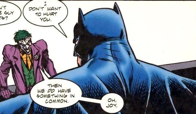 oracle batman relationship goal
