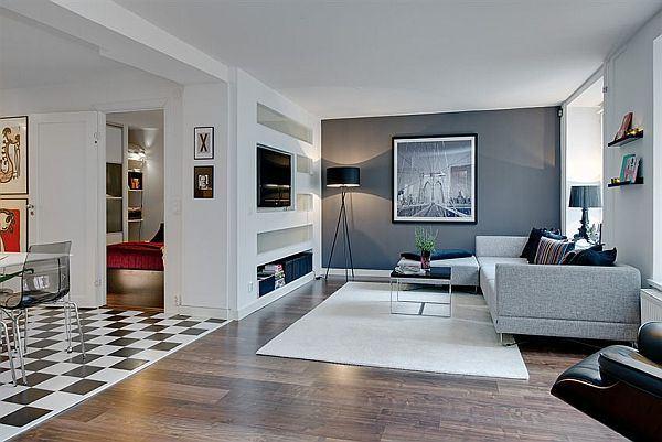 Hogares frescos impresionantes arreglos modernos dentro for Apartamentos disenos modernos