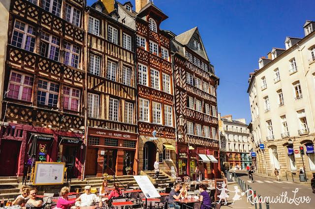 Honeymoon, france, ฮันนีมูน, รีวิว, ฝรั่งเศส, Rennes, สวีท, บ้าน, ขนม, ช็อคโกแลต, รถไฟ, TGV, saint Anne
