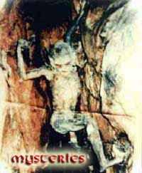 Η προέλευση της φωτογραφίας του διαβόλου των σπηλέων