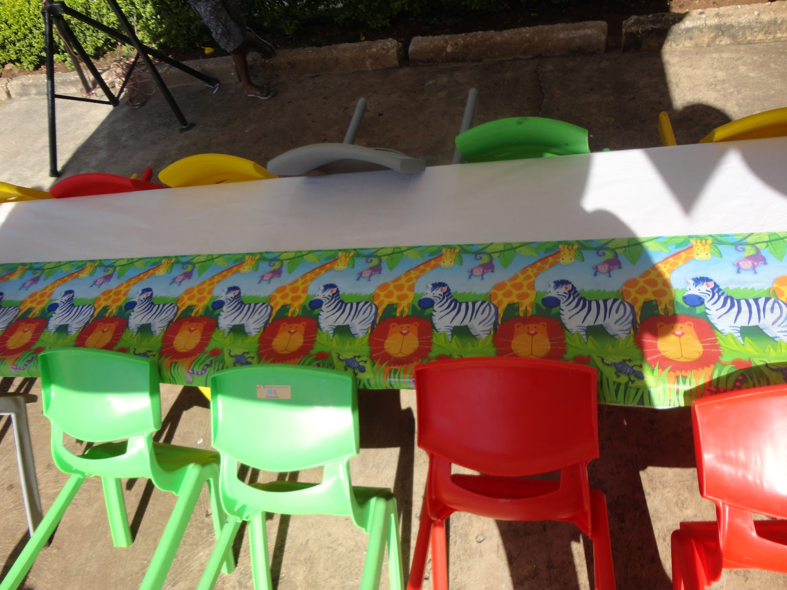 kids events   kids parties  lion king theme befits african