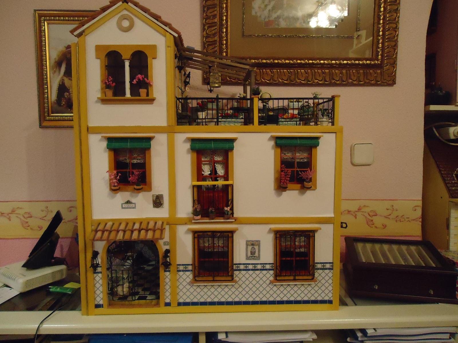Mis casitas de mu ecas casa andaluza for Piani di casa casita