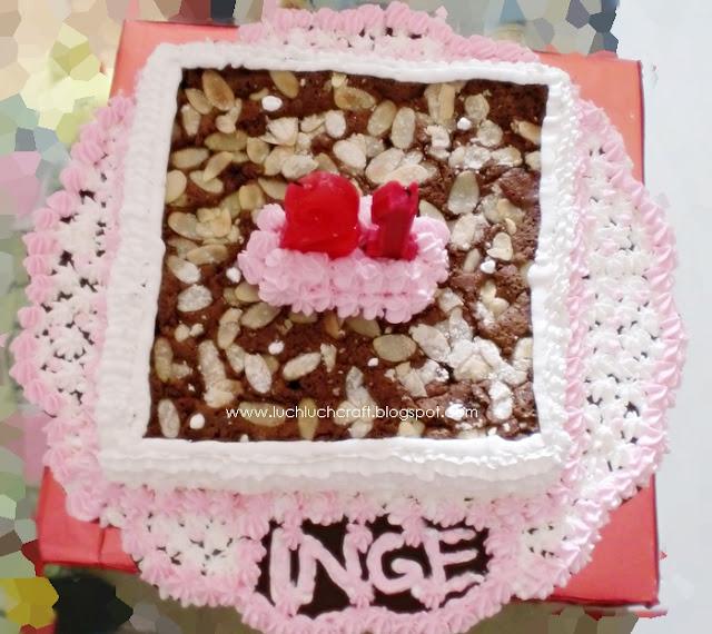 cute birthday cake tutorial