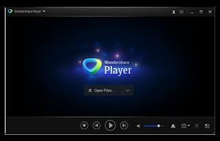 حمل برنامج Wondershare Player لتشغيل ملفات الصوت والفيديو