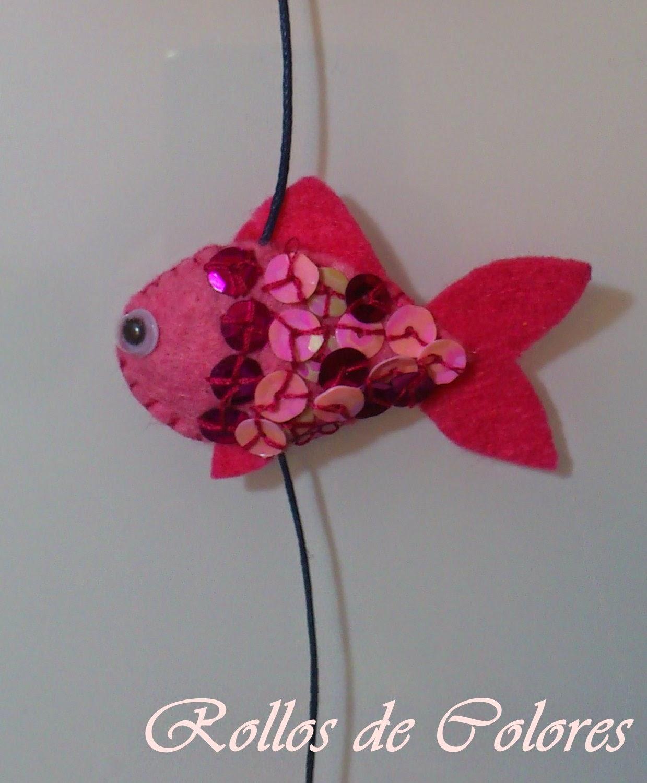 Fieltro pez