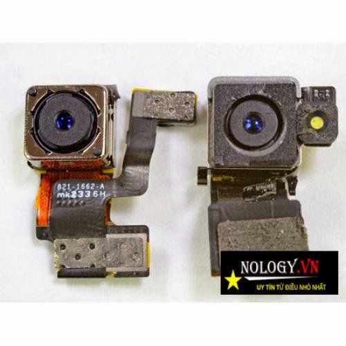 Thay camera trước, camera sau iPhone 4/4S