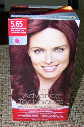 Avon Advance Techniques Professional Hair Color - Review ~ Planet ...
