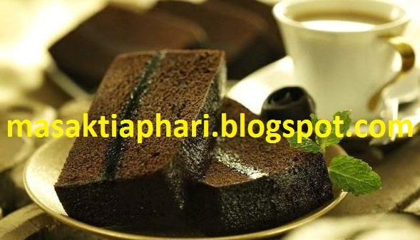 brownies kukus cokelat enak