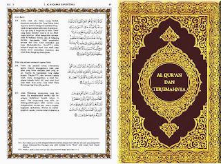 Hati-Hati Dengan Mushaf Al-Qur'an Terjemah Terbitan Kerajaan Arab Saudi