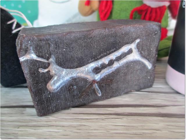 Lush Navidad - Jabón Reindeer Rock