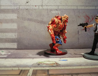 Zombicide Painted Abomination Zombie