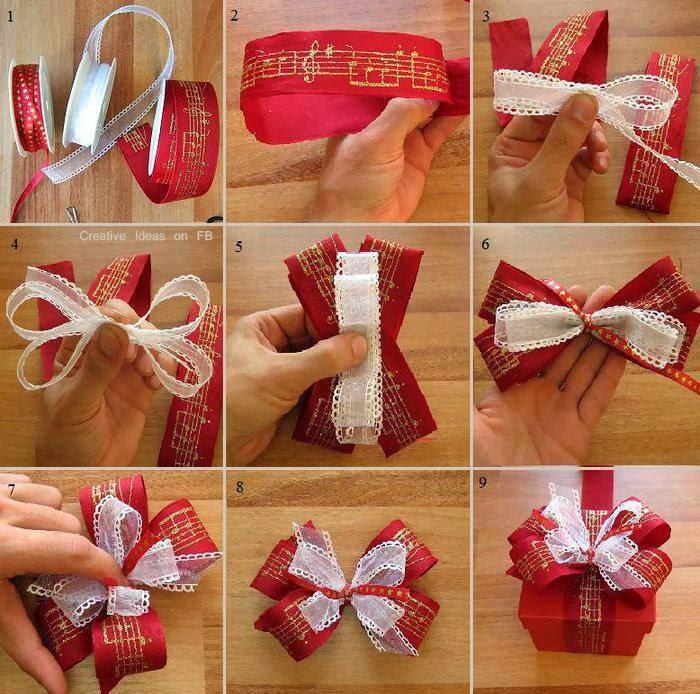 Lazos para tus regalos de Reyes