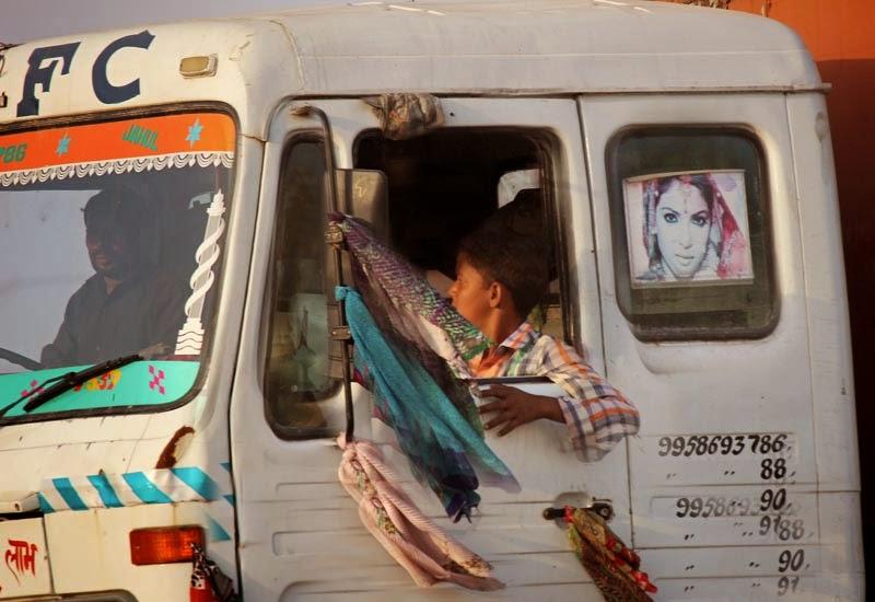 Boy truck cleaner
