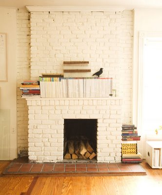 paperwhite white brick