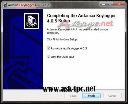 For example, Ardamax Keylogger 4 0. 1 torrent file