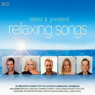 Baixar CD Latest and Greatest Relaxing Songs