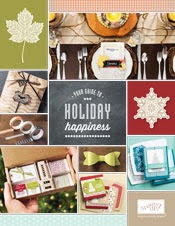 New 2013 Holiday Catalog