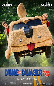 Siêu Ngốc Gặp Nhau 2 | Dumb And Dumber To (2014) - Full HD
