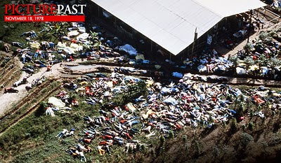 Bunuh Diri Massal Tahun 1978