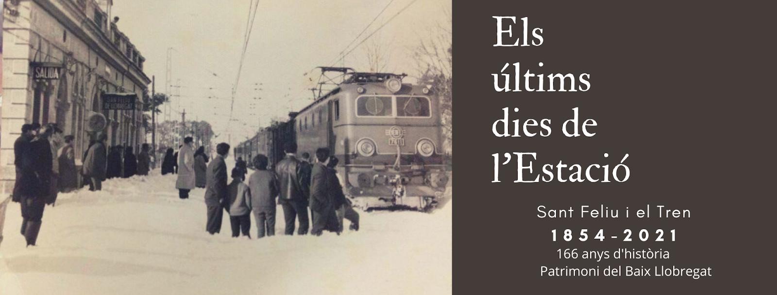 Salvem l´Estació del tren de Sant Feliu de Llobregat