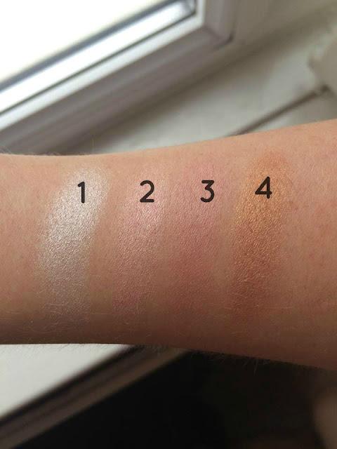 makeup revolution contour palette