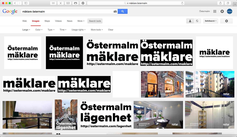 """Google Bilder sökresultat: """"mäklare Östermalm"""""""