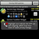 Gemini App Manager for android
