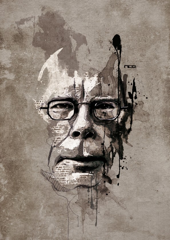 22-Stephen-King-Florian-Nicolle-neo-Portrait-Paintings-focused-on-Expressions-www-designstack-co