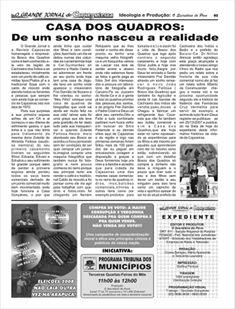 OUTRA PÁGINA DO GRANDE JORNAL  DE  CAJAZEIRAS PB