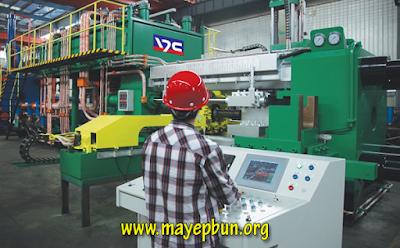 Nhà máy sản xuất máy ép bùn trục vít Yuanchang - Taiwan