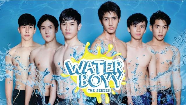 Hình ảnh Những Chàng Trai Bơi Lội