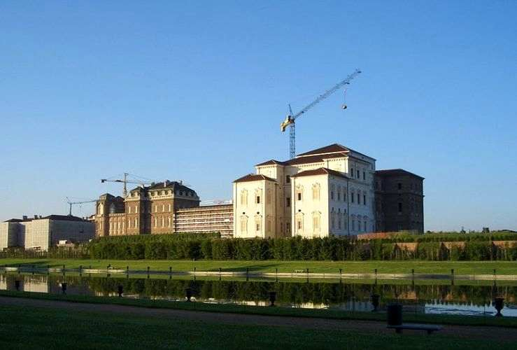 Salah satu Istana Yang Terluas