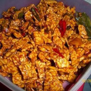 Resep Sambel Goreng Tempe Kering Resep Masakan Nusantara