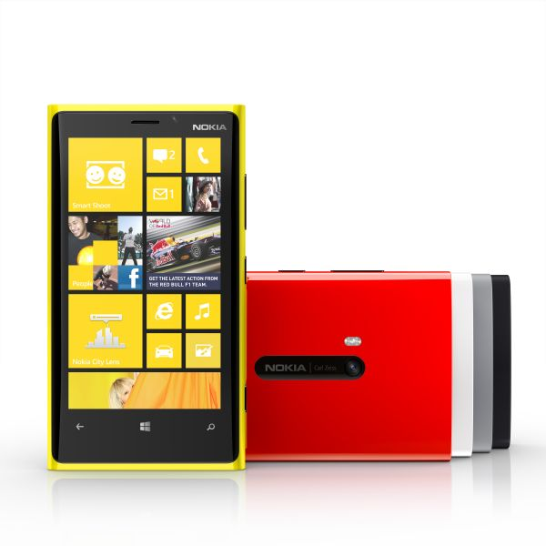 New Nokia Lumia 920 PureView