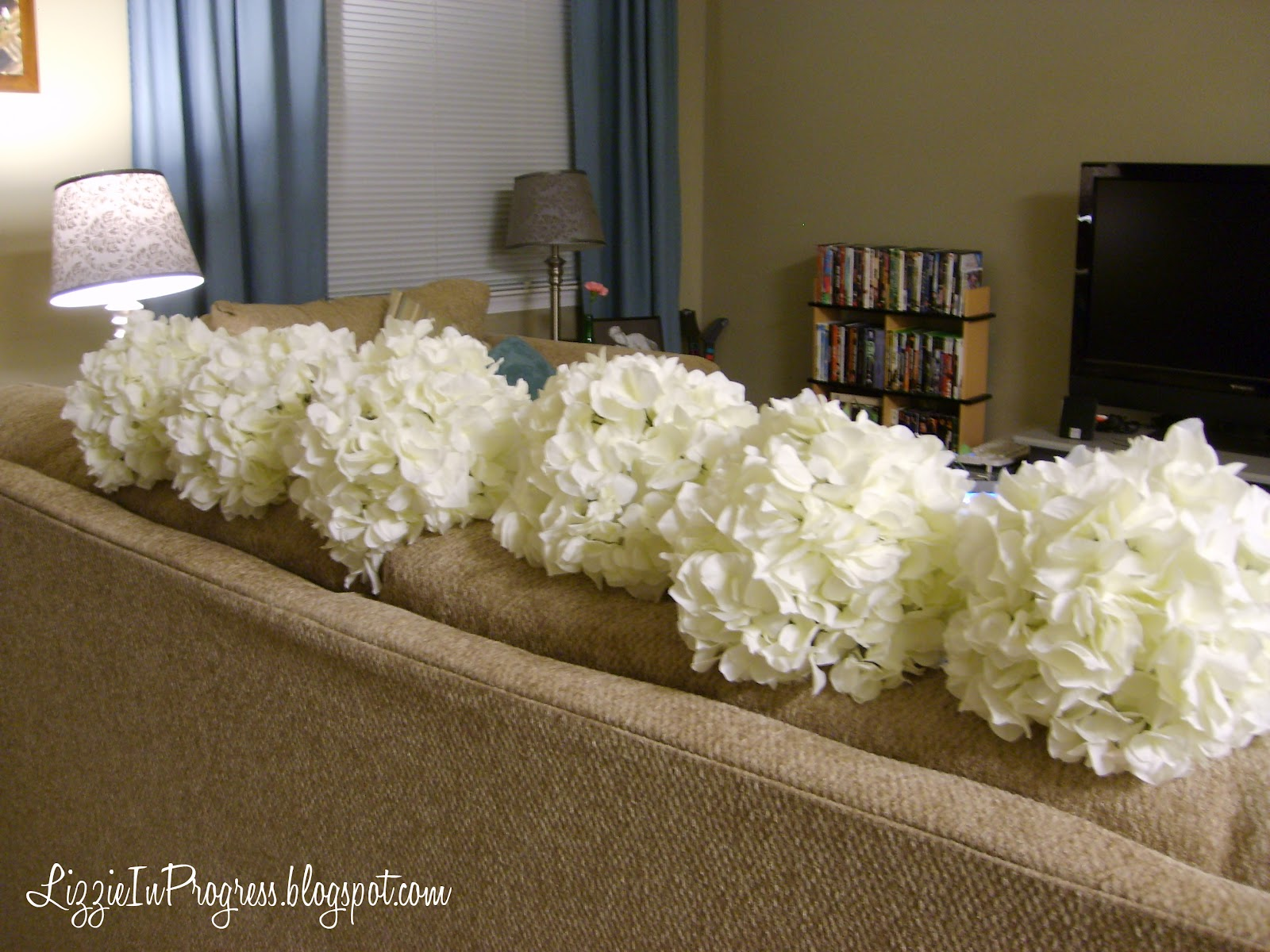 A Life That Is Good Diy Hydrangea Pomanders