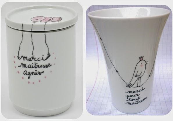 Porcelaine Judith Leviant