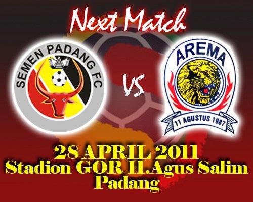 Prediksi Arema vs Semen Padang