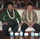 Menteri Agama dan Gubernur Jabar