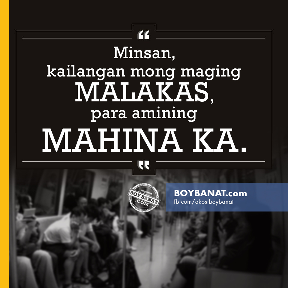 Relatable Quotes Bob Ong's Popular And Relatable Quotes To Ponder  Boy Banat