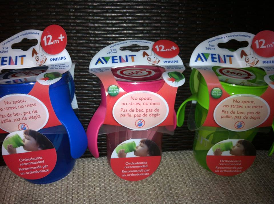 how to assemble avent manual breast pump