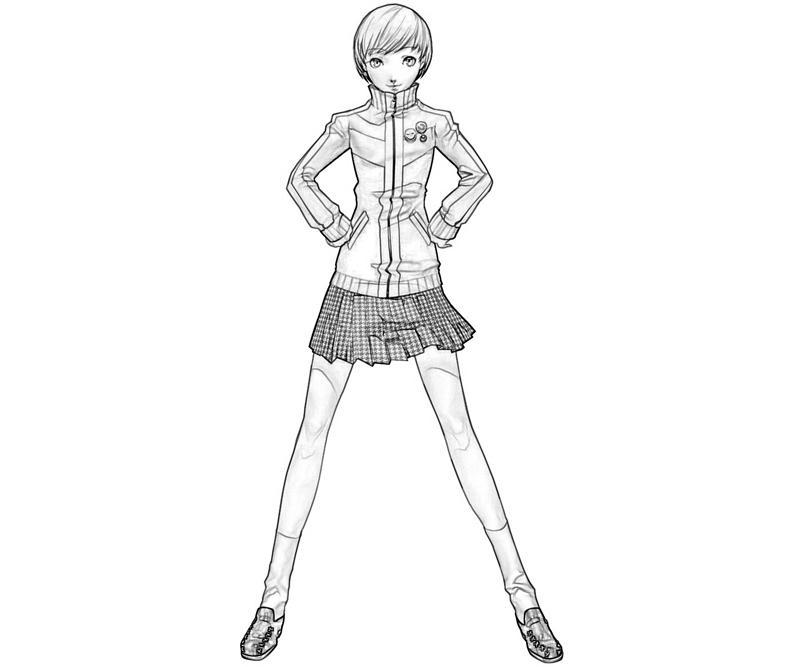 chie-satonaka-profil-coloring-pages