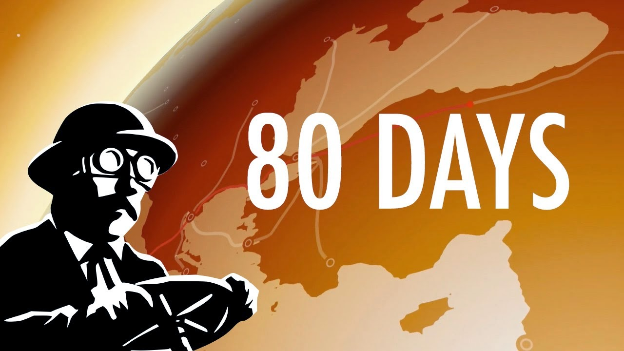 80 Days Apk Obb