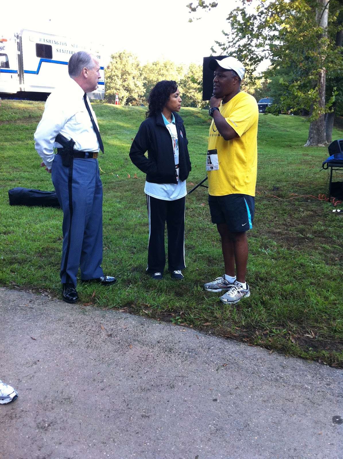 Pgpd news october 2011 prince georges county police participates in the 8th annual crime victims fund 5k run 1 mile walk 1betcityfo Images