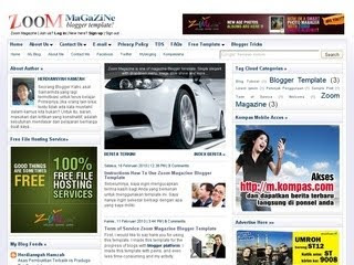 Zoom Magazine SEO Friendly Modified