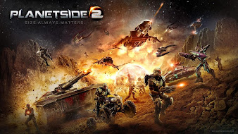 #13 PlanetSide Wallpaper