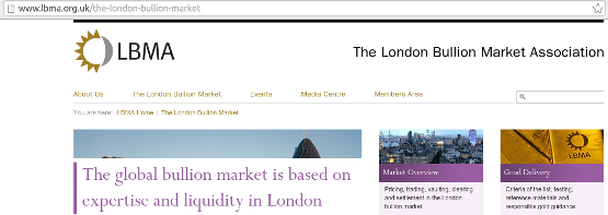 """China, the Rothschild Fix, and the """"New World Currency"""" LBMA1"""